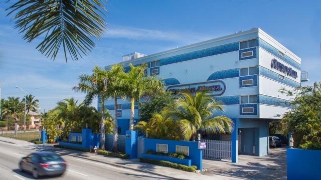 Mansion Motel in Miami
