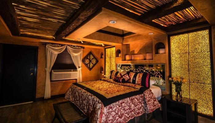 Executive Fantasy Hotels Executive Motel Miami Theme