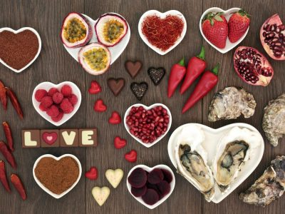Natural Food Aphrodisiacs