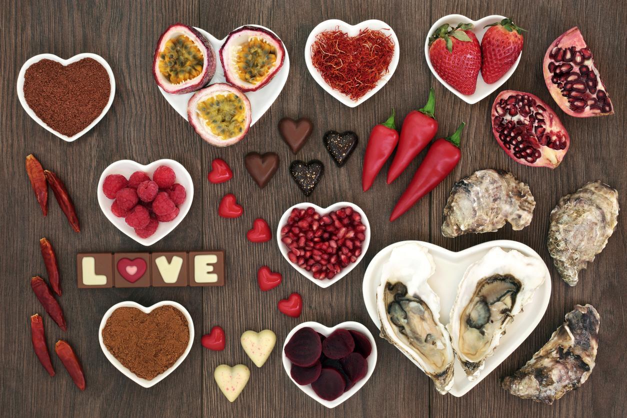 Natural Food Aphrodisiacs